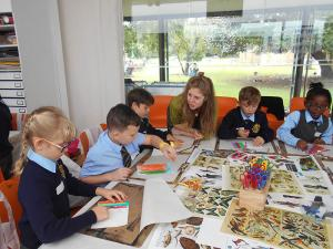 Y4Dulwich Picture gallery